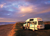 Motorhomes are a great way to travel New Zealand