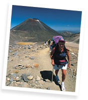 Visit Mount Doom - The Tongariro Crossing