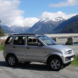 Car Hire in New Zealand Self Drive Holidays