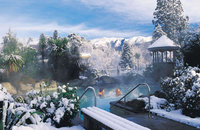 Hanmer Springs Hot Pools in Christchurch