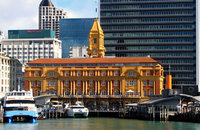Auckland Ferry Historic Building