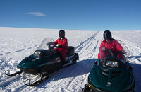 Southern Alps Snow Mobile Adventure