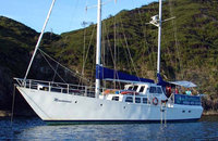 Yacht Charter Cruise in Bay of Islands