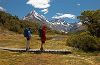Ball Pass Track, Mount Cook, South Island